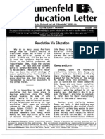 The Blumenfeld Education Letter October 1988