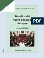 DESAFÍOS PARA EL NUEVO CONGRESO PERUANO