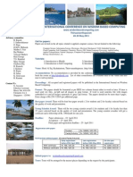 WBC2011 Call for Papers
