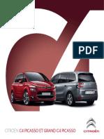 Citroën c4 Picasso Et Grand c4 Picasso
