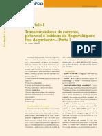 Fascículo Proteção e seletividade O Setor Elétrico