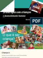 Arteterapia com crianças  e desenvolvimento humano