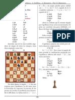 39- Janowski vs Capablanca