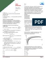 Exercícios Funções Exponenciais e Logarítmicas (1)