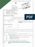 Usa v Niloufar Bahadorifar Notice of Detention