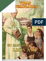 Su Santidad Leon XIII - Vidas Ejemplares