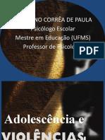 Adolescência e violência nas escolas