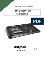DMX operator PROEL
