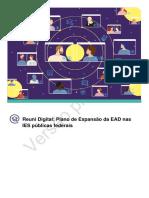 ofcse067 - ANEXO - Minuta da Proposta do Projeto Reuni Digital