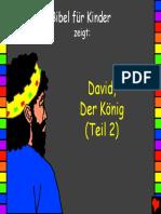 David, Der König (Teil 2)