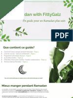 FittyGalz - Guide Ramadan 2020