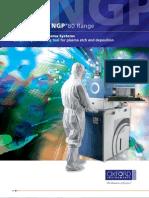 PlasmaPro NGP80 Brochure
