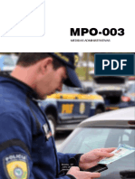 MPO-003 - Medidas Administrativas
