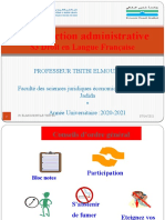 Cours Action Administrative