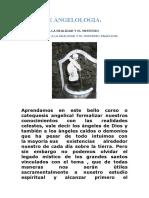 CURSO DE ANGELOLOGIA TEMA 1 INTRODUCCIÓN