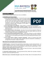 RESUMO 8 HÁBITOS DO LÍDER EFICAZ DE PEQUENOS GRUPOS  (1)