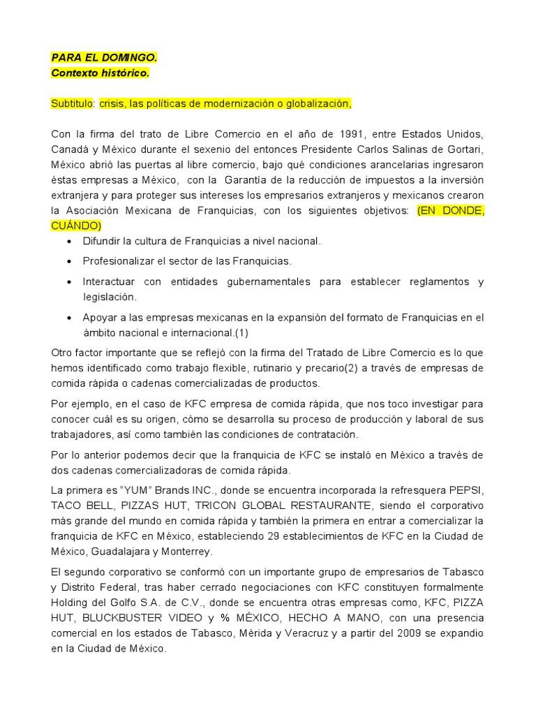 Famoso Plantilla De Currículum Comida Rápida Embellecimiento ...