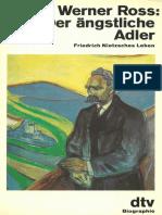 Der ängstliche Adler. Friedrich Nietzsches Leben by Ross, Werner (z-lib.org)-1-150