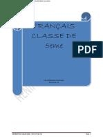 FRANCAIS-5eme