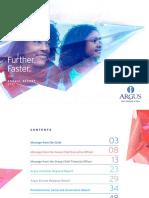 Argus Annual Report 2021
