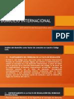 Derecho Internacional Publico y Privado - Semana 15