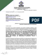 Procuraduría urge a la Alcalde de Cartagena a tomar medidas por hacinamiento en centros transitorios de detención