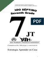 7ºcartilla segundo periodo
