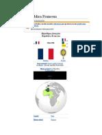 Cuarta República Francesa