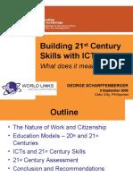 21st Century Skills (Scharffenberger)