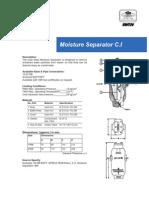 cast iron separator