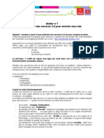 Atelier7 etourisme