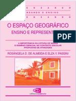 ALMEIDA, Rosangela Doin - O Espaço Geográfico. Ensino e Representação