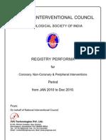 NIC 2010 PTCA Registry Data Collection Forms JVS