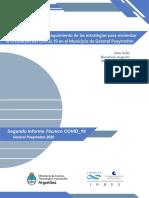 Segundo Informe Técnico COVID_19 - General Pueyrredon 2020 - INHUS