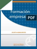 Formacion empresarial
