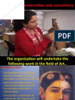 conservation and restoration - Copy