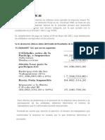 CASO PRÁCTICO N° 2 PARTICIPACIÓN DE UTILIDADES SJPS