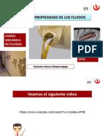 FLUIDOS.PROPIEDADES DE LOS