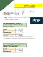 Clase 1 - Funciones Financieras