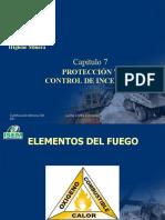 CM001  CAP7.- LUCHA CONTRA  INCENDIOS