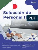 Preentacion Seleccion IT-L