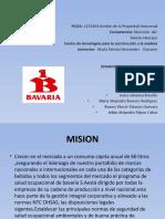 DIAGNOSTICO ORGANIZACIONAL BAVARIA