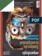 58 Tumbas de La Antiguedad Mesoamérica y El Mundo Esp