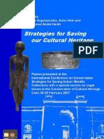 Gouda, V.K. Et Al. Survey Metal Production Ancient Egypt. 2007