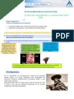 Plan lector ACTIVIDAD 02 Fragmento La agonía de Rasu Ñiti