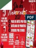 SUPER COMBO DIA DOS NAMORADOS - PACK TO YOU