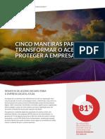[ebook] 5 Maneiras para Transformar o Acesso e Proteger a Empresa Digital