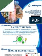 USO SEGURO ELECTICIDAD Y DENUNCIA SEP