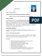 Sherief CV