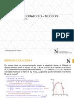 SESION 2 LABORATORIO MEOSON solucionario EGUERRA